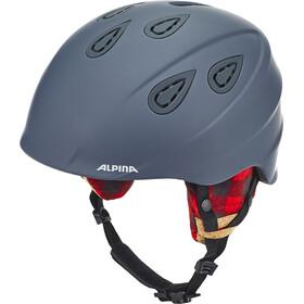Alpina Grap 2.0 LE Helmet black-lumberjack matt